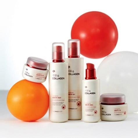 Bộ chống lão hóa lựu Pomegranate And Collagen Volume 4