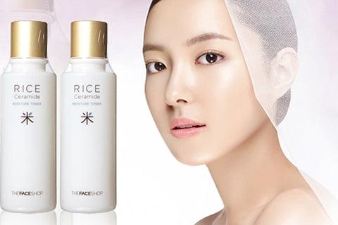 Bộ dưỡng da gạo Rice Ceramide Moisture 2