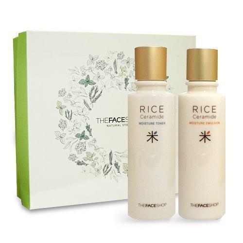 Bộ dưỡng da gạo Rice Ceramide Moisture