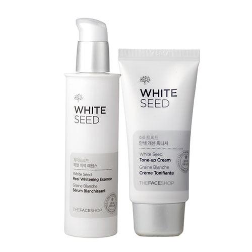 Bộ dưỡng trắng White Seed 1