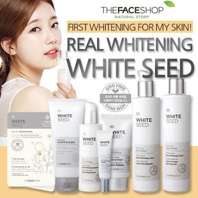 Bộ dưỡng trắng White Seed 6