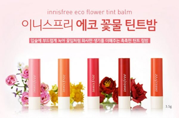 Eco Flower Tint Balm 1