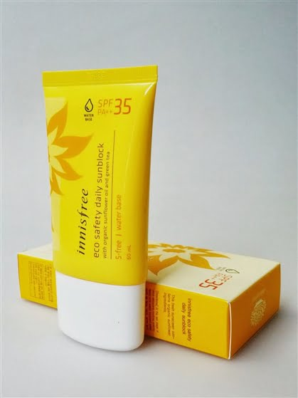 Eco safety daily sunblock 1