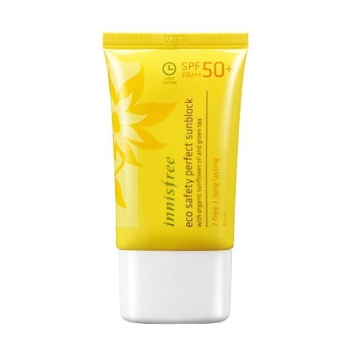 Eco Safety Daily Sunblock