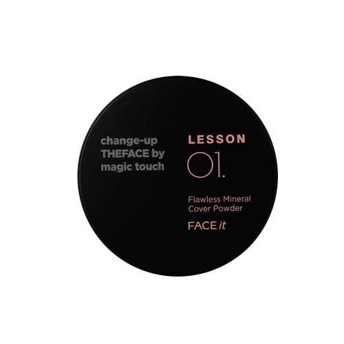 Lesson 01 Face It Flawless Transparent Fixing Powder
