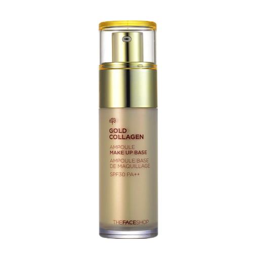 Gold Collagen Ampoule Make Up Base