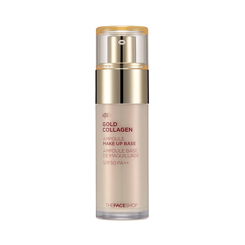 Gold collagen ampoule base