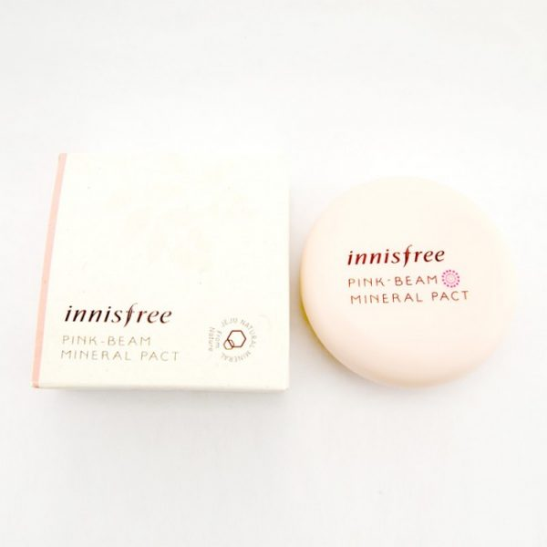 Pink beam mineral pact