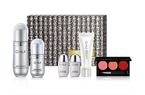 Age Recovery Super Anti Aging Essence Gift Set 1
