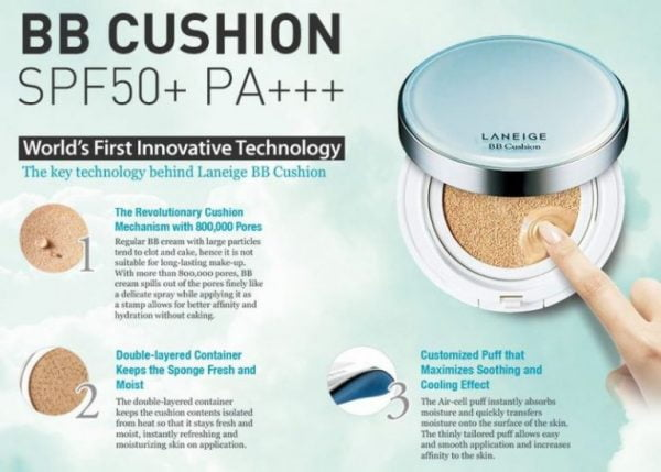 BB Cushion Pore Control 23