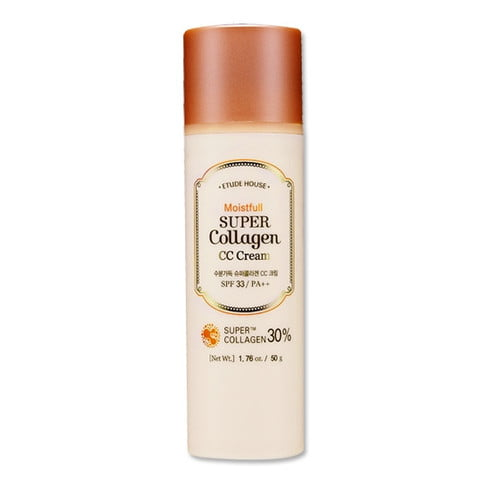 CC Cream Moistfull Super Collagen