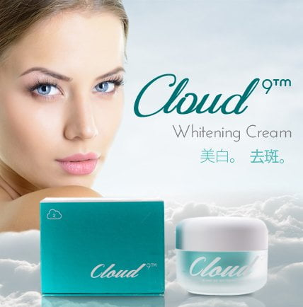 Cloud 9 Whitening Cream 2