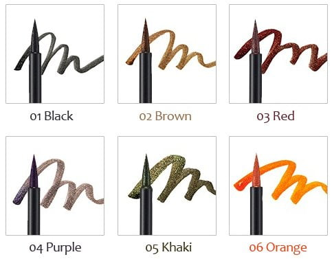 Color Proof Eyeliner 3