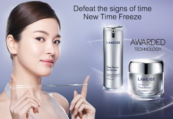 Dưỡng mắt Laneige Time Freeze Eye Serum 3