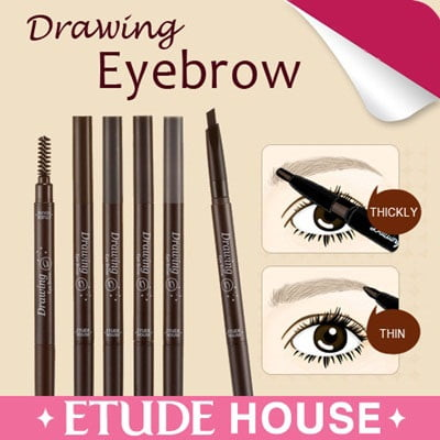 Drawing Eye Brow 5