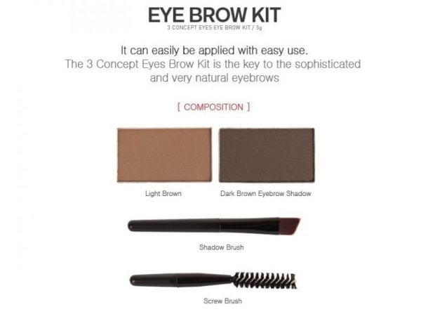 Eye Brow Kit1
