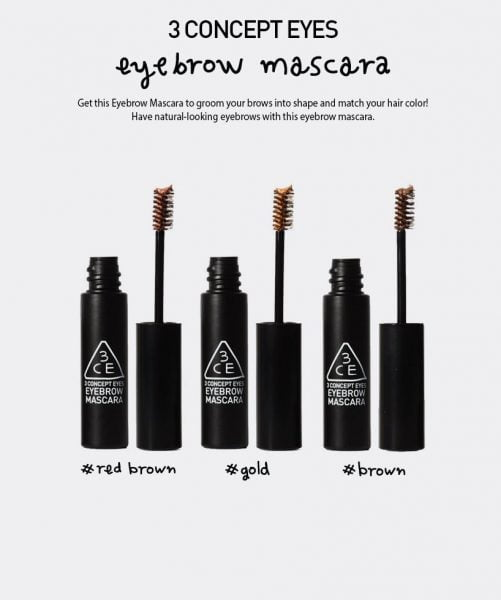 Eyebrow Mascara