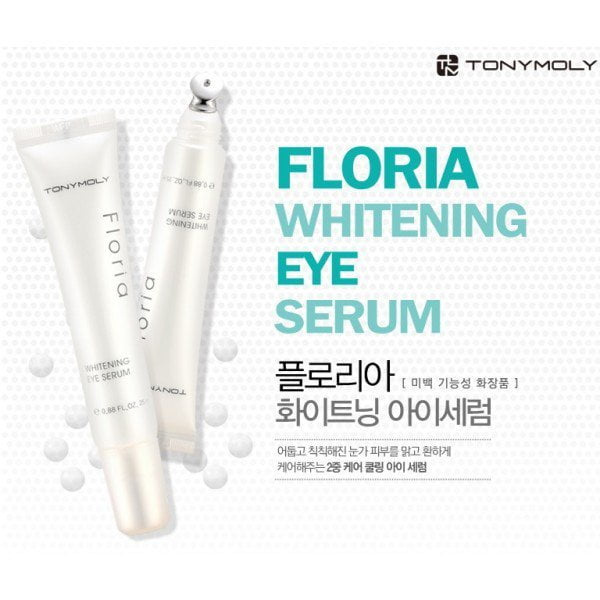 Floria Whitening Eye Serum1