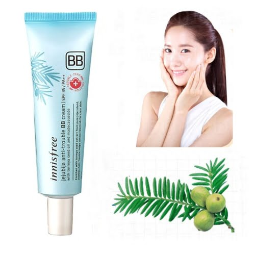 Jejubija Anti Trouble BB Cream 1
