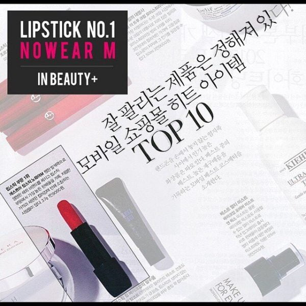Lipstick No Wear Matte1