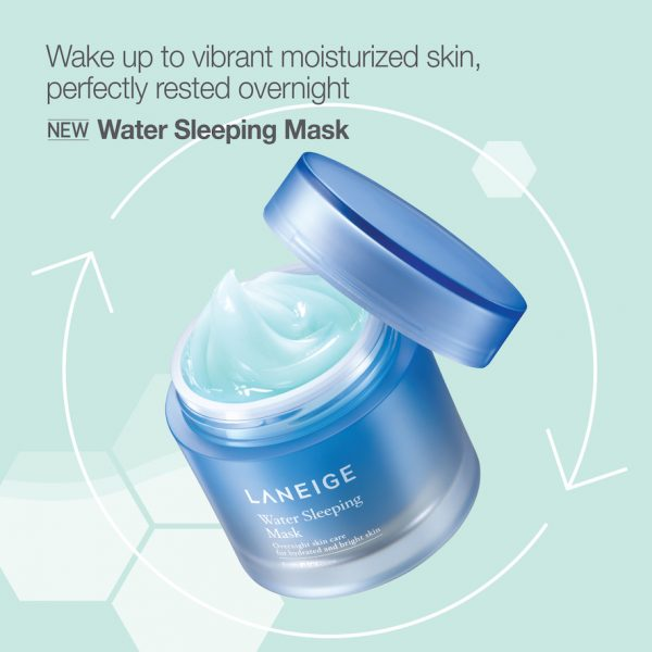 Mặt nạ ng�... Laneige Water Mask