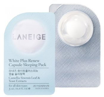 Mặt nạ ngủ Laneige White Plus Renew Capsule Sleeping Pack