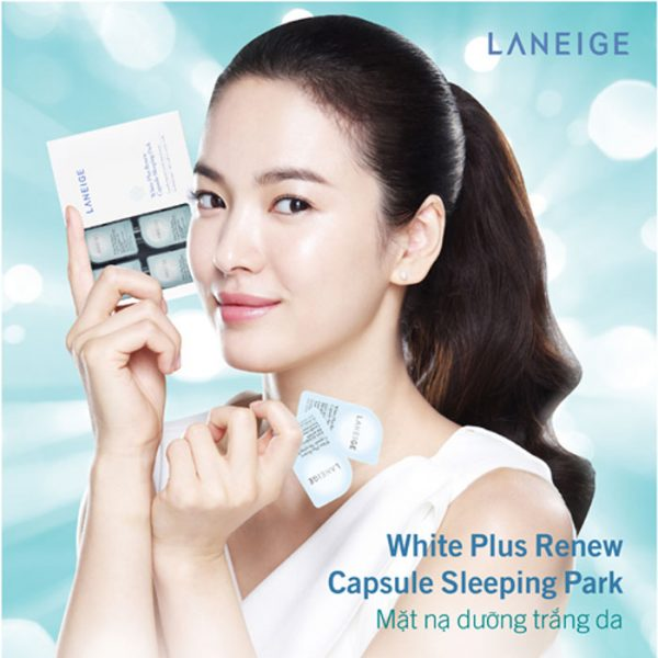 Mặt nạ ngủ Laneige White Plus Renew Capsule Sleeping Pack 4