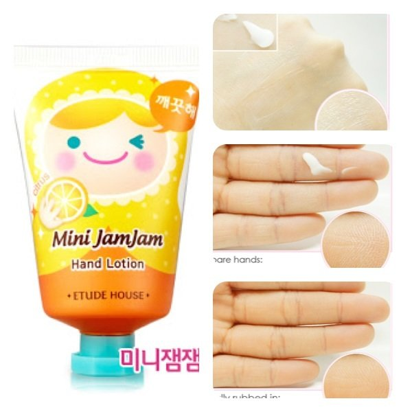 Mini Jamjam Hand Lotion 3