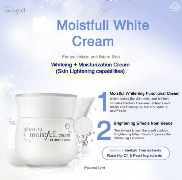 Moistfull White Cream 2