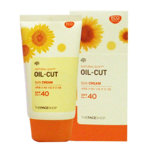 Natural Sun Eco Oil Clear Sun Cream