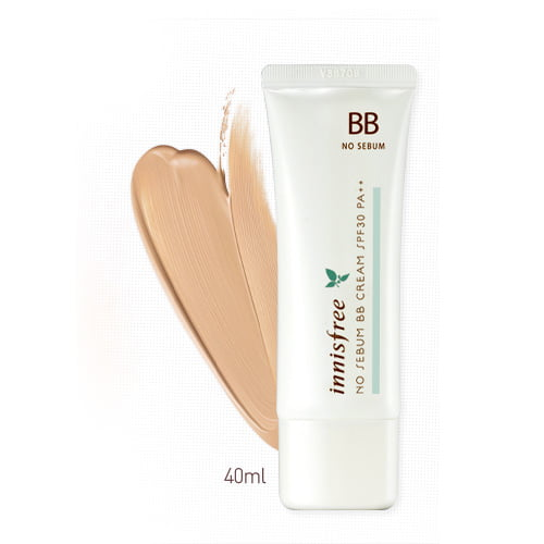No sebum BBcream 2