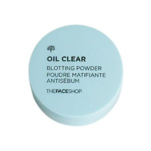 Oil Clear Blotting Powder 2