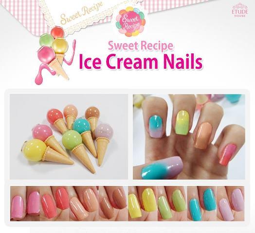 Sơn móng tay Ice Cream Nail 3