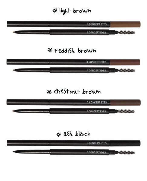 Slim Eyebrow Pencil