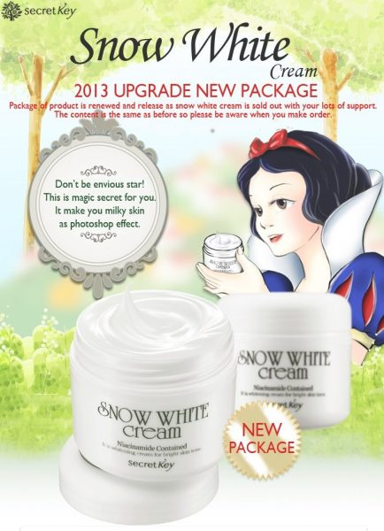 Snow White Cream1