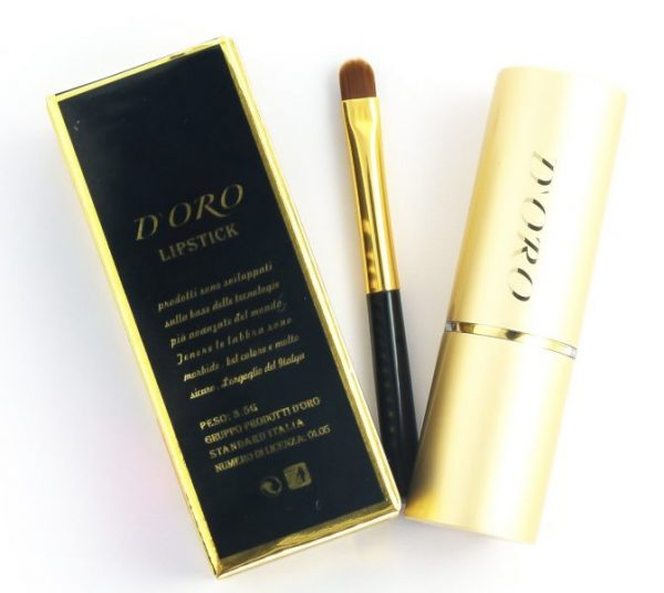 Son D'oro Lipstick