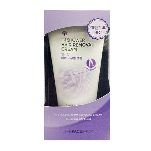 Tẩy lông In Shower Hair Removal Cream 1