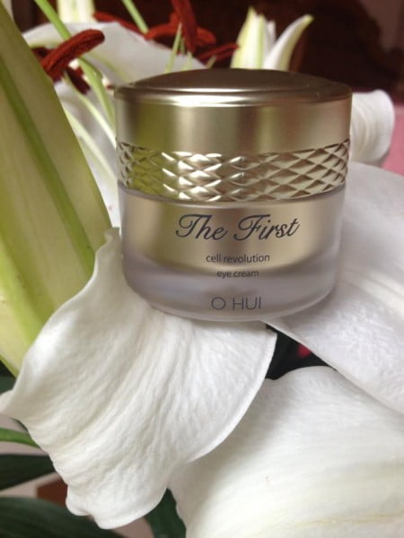 The First Cell Revolution Eye Cream 1