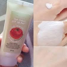 Tomato Sun Cream SPF 36 pa++2