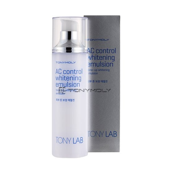 Tony Lab AC Control Whitening Emulsion.