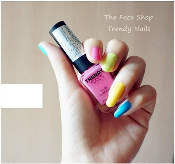 Trendy Nails Basic Original 4