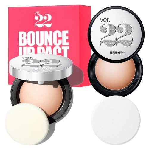 Ver.22 Bounce Up Pact SPF50