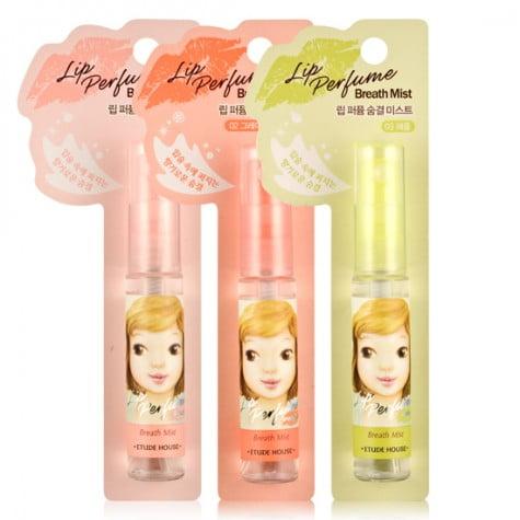 Xịt thơm miệng Lip Perfume Breath Mist