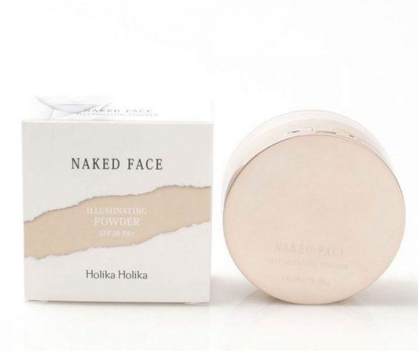 Naked Face Illuminating Powder