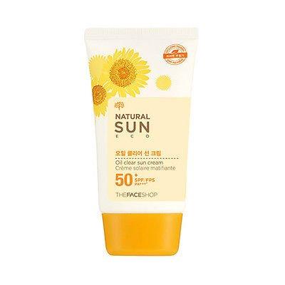 oil clear sun