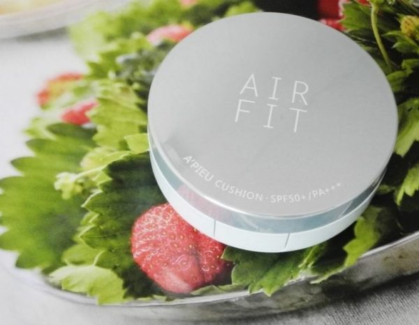 A'Pieu Air Fit Cushion2
