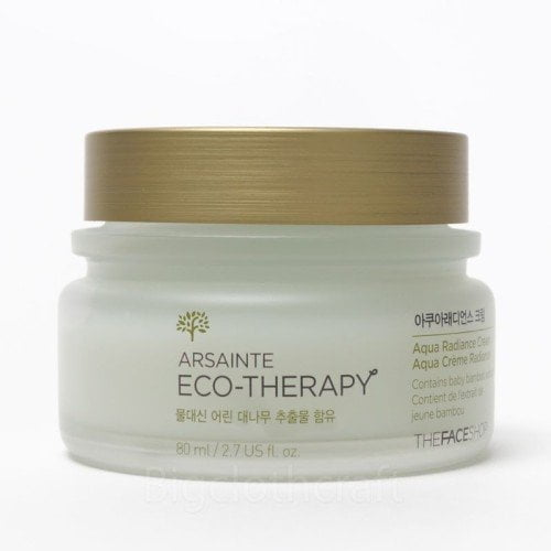 Arsainte Eco Therapy Aqua Radiance Cream1