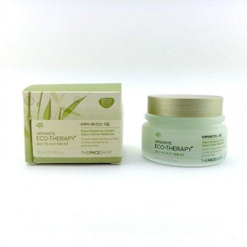 Arsainte Eco Therapy Aqua Radiance Cream5