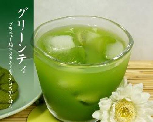 Bột trà xanh Nhật6