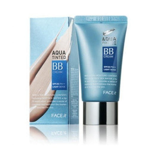 BB Cream Aqua tinted5